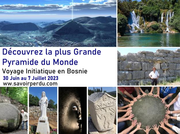 Pyramides de Bosnie